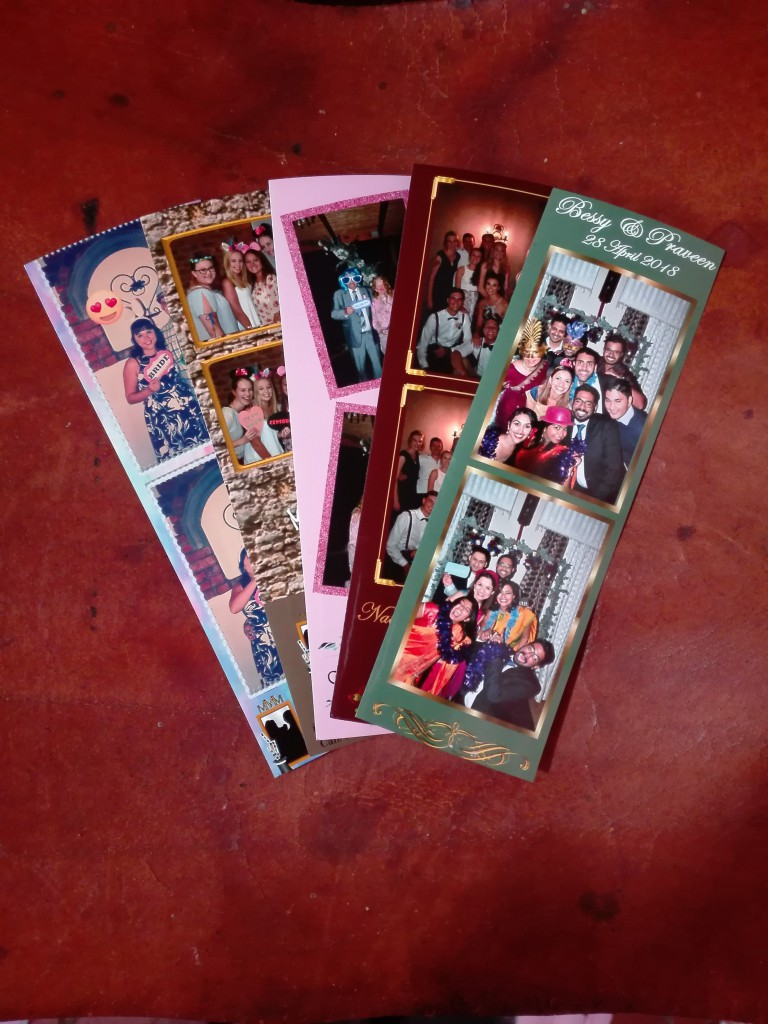 Traditional Photo Strips